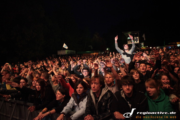 K-Rings Brothers (live auf dem Sound of the Forest Festival-Samstag 2011)